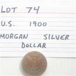 COIN, US, 1900, DOLLAR