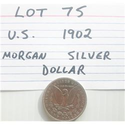 COIN, US, 1902, DOLLAR