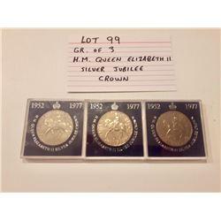 COINS, GB, CROWNS