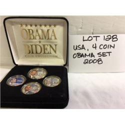 COINS, USA, 2008