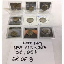 COINS, USA