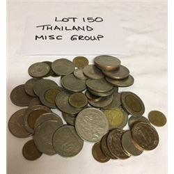 COINS, THAILAND