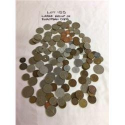 COINS, EUROPEAN