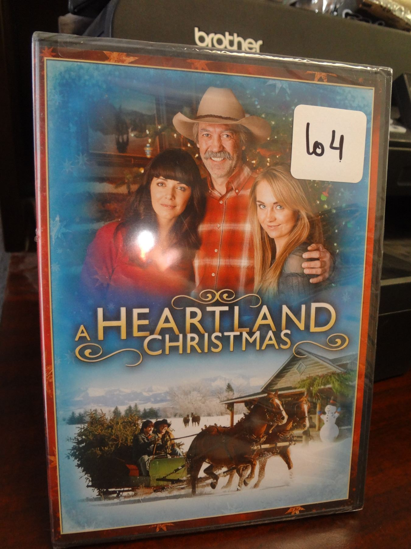 A Heartland Christmas.New A Heartland Christmas