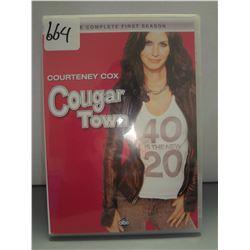 Used Cougar Town Season 1