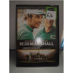 Used We Are Marshall