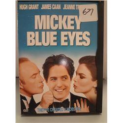 Used Mikey Blue Eyes