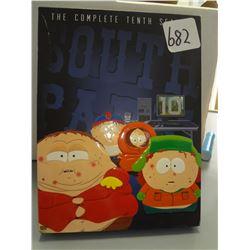 Used South Park Season 10