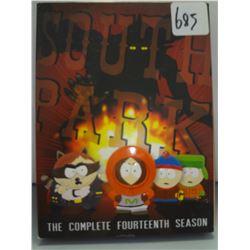 Used South Park Season 14