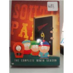 Used South Park Season 9