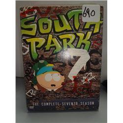 Used South Park Season 7