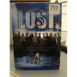 Used Lost Season 4