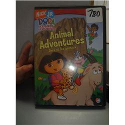 Used Dora Animal Adventures