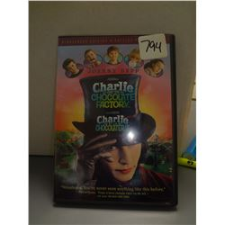 Used Charlie and the Chocolate Factory