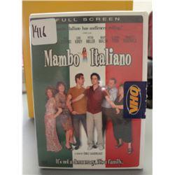 Used Mambo Italiano