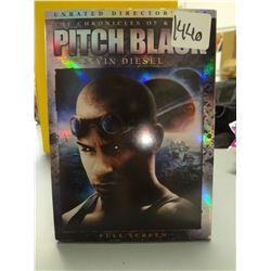 Used Pitch Black Director's Cut