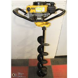 "8"" GAS POWERED ICE AUGER"