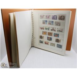 LARGE COLLECTION OF GREAT BRITAIN STAMPS 1912-1991