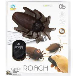 GIANT REMOTE CONTROL COCKROACH
