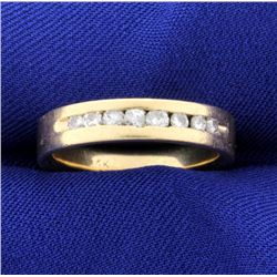 1/3ct TW Diamond Band