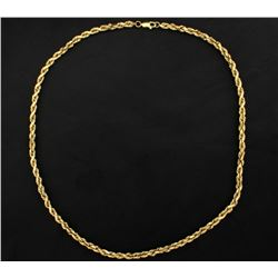 18 Inch Rope Chain