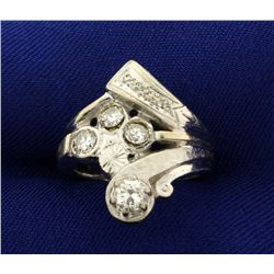 3/4ct TW Diamond Ring