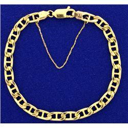 8 Inch Anchor Link Bracelet