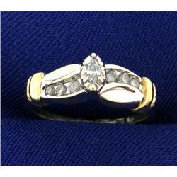 1/5 ct TW Diamond Ring