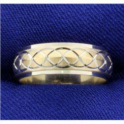 Wedding Band Ring
