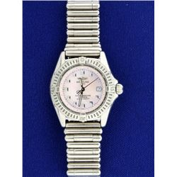 Ladies Breitling Callistino Watch Model A72345