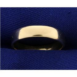 4.2mm Wide Woman's Wedding Band