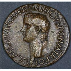 Caligula. 37-41 AD. AE As