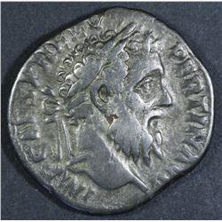 Pertinax. 193 AD. AR Denarius