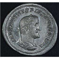 Maximinus. 235-238 AD. AR Denarius