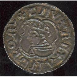 Cnut. 1016-1035