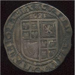 James I, 1603-1625