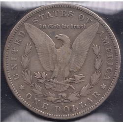 United States of America Silver Dollar, 1892S
