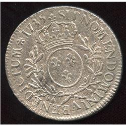 Auguste Shipwreck Coin, 1761