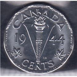 1944 Five Cents