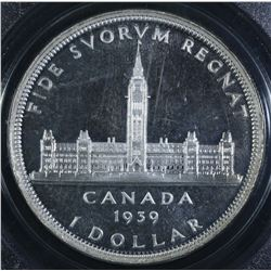 1939 Silver Dollar- Specimen