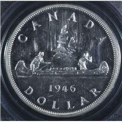 1946 Silver Dollar- Specimen