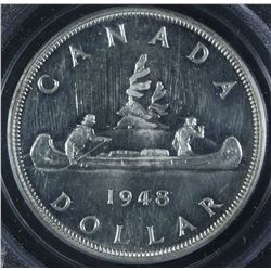 1948 Silver Dollar- Specimen