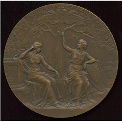 Tercentennial Medal Champlain, 1908