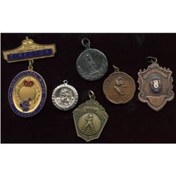 Sports Medal Lot
