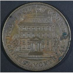 BR 526, BMO 1842 penny.