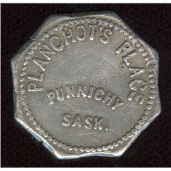 PUNNICHY, SASK – Planchot's Place / Punnichy/ Sask.