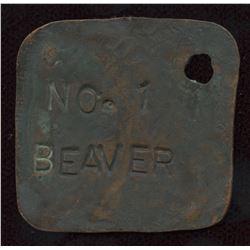 NO. 1 BEAVER