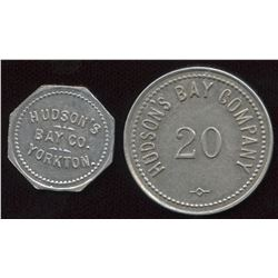 Hudson's Bay Company - Tokens.