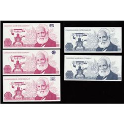 Canadian Bank Note Company $20 Samples