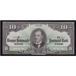 Banque Provinciale du Canada $5, 1936